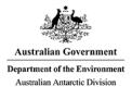 Australian Antartic Division Logo