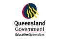 Department of of Education QLD Logo
